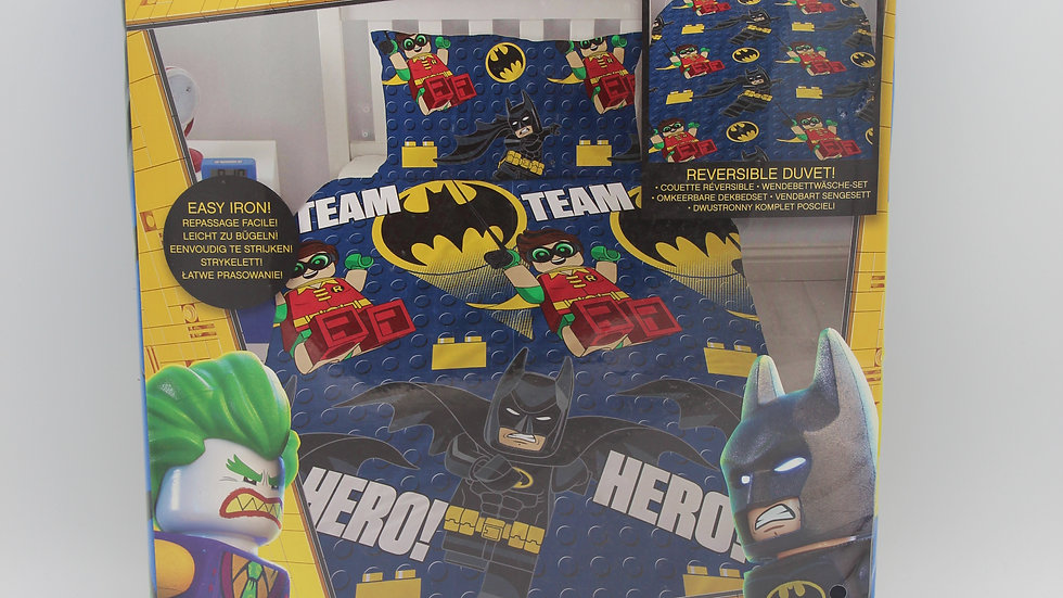 Batman Single Bedding