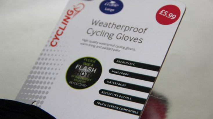 Weatherproof Cycling Gloves