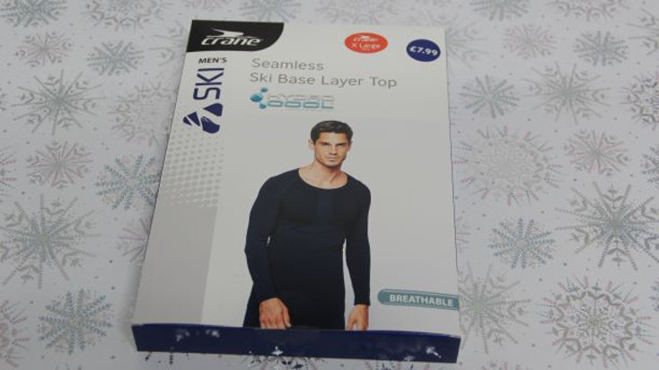 Mens Ski Base Layer Top