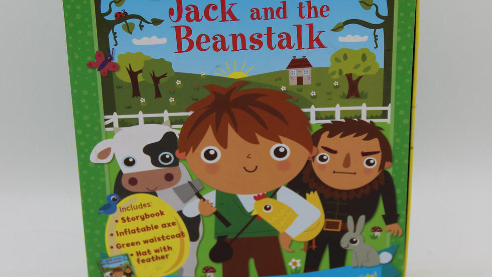 Dress Up and Play Jack and the Beanstalk