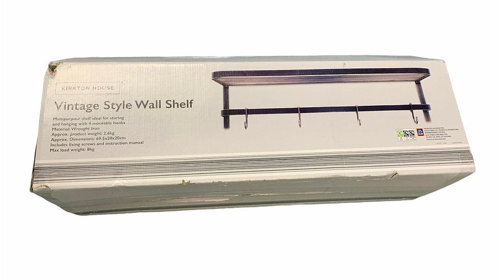 Vintage Style Wall Shelf