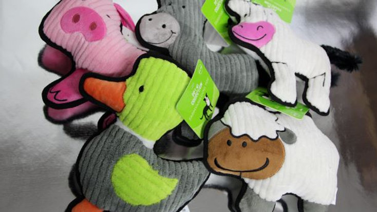 Farmyard Pet Toys