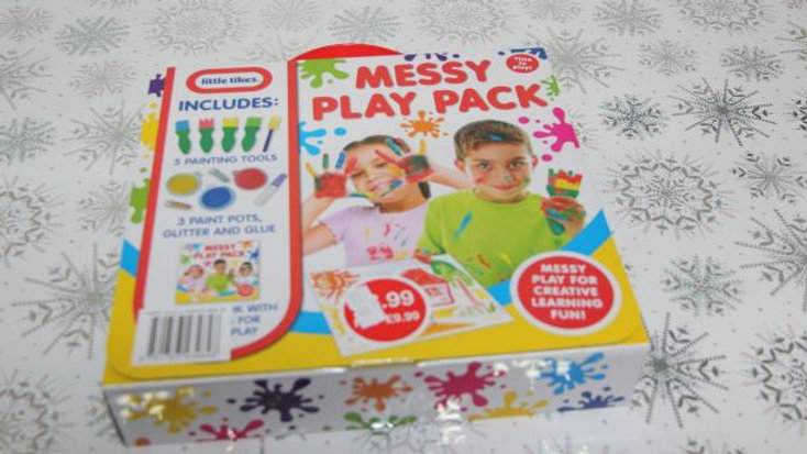 Little Tikes Messy Play Pack