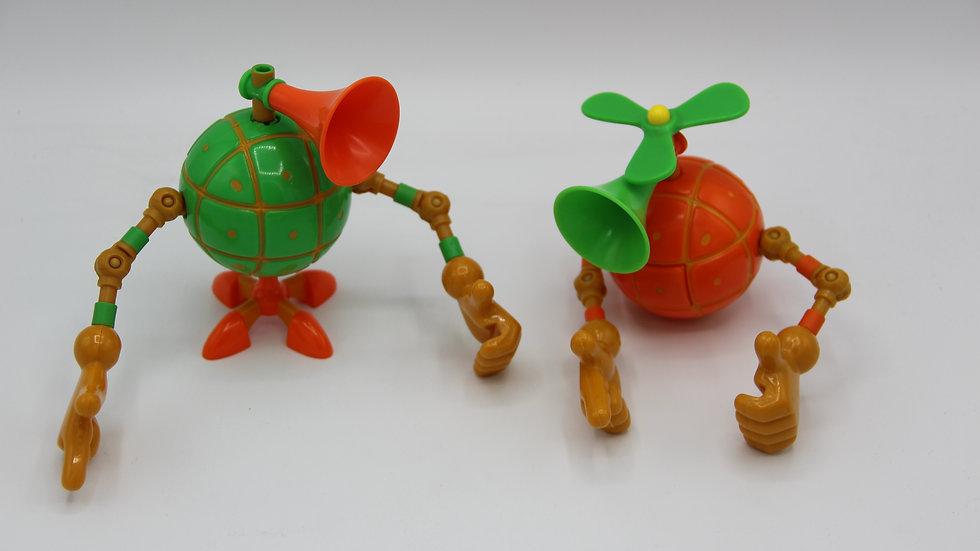 Tiny Planet Robot Toy