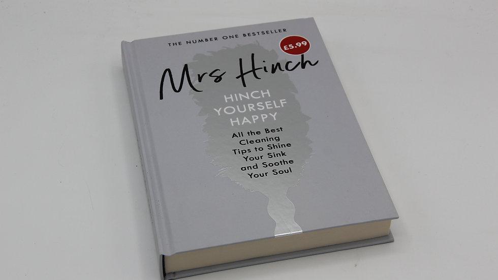 Mrs Hinch, Hinch Yourself Happy Book