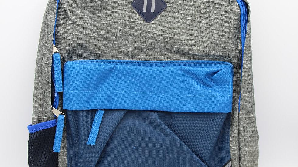Blue Back Pack - 00105
