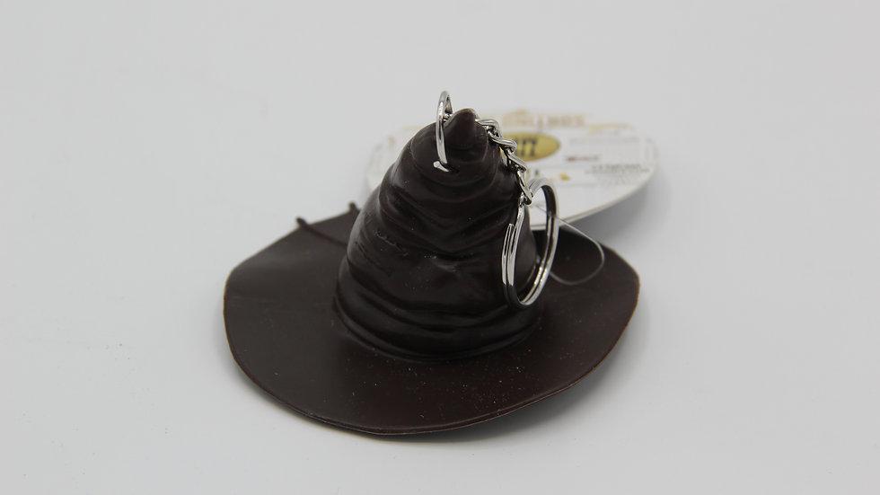 HP Sorting Hat Keyring