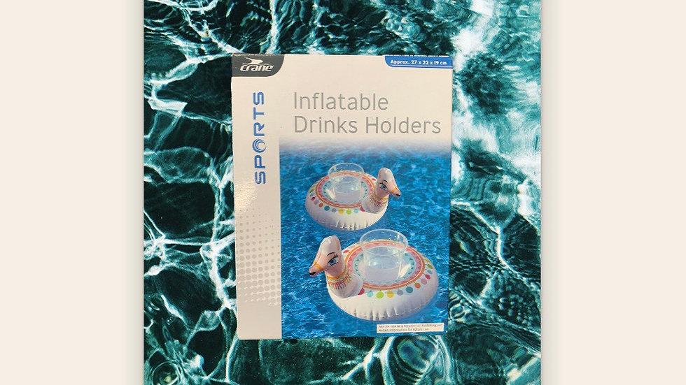 Inflatable Drinks Holder Llama