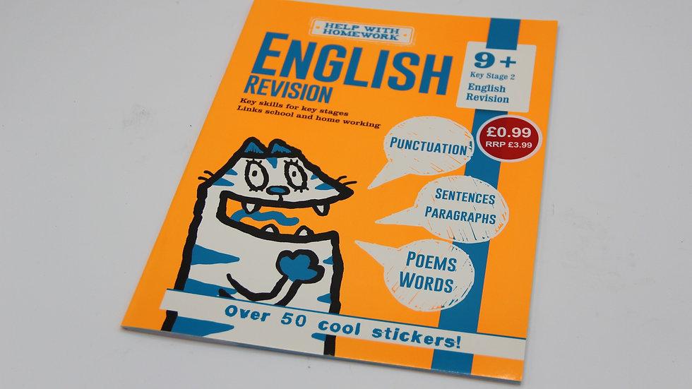 English Revision Workbook 9+