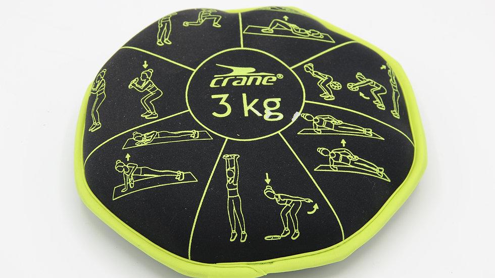 3kg Soft Weight