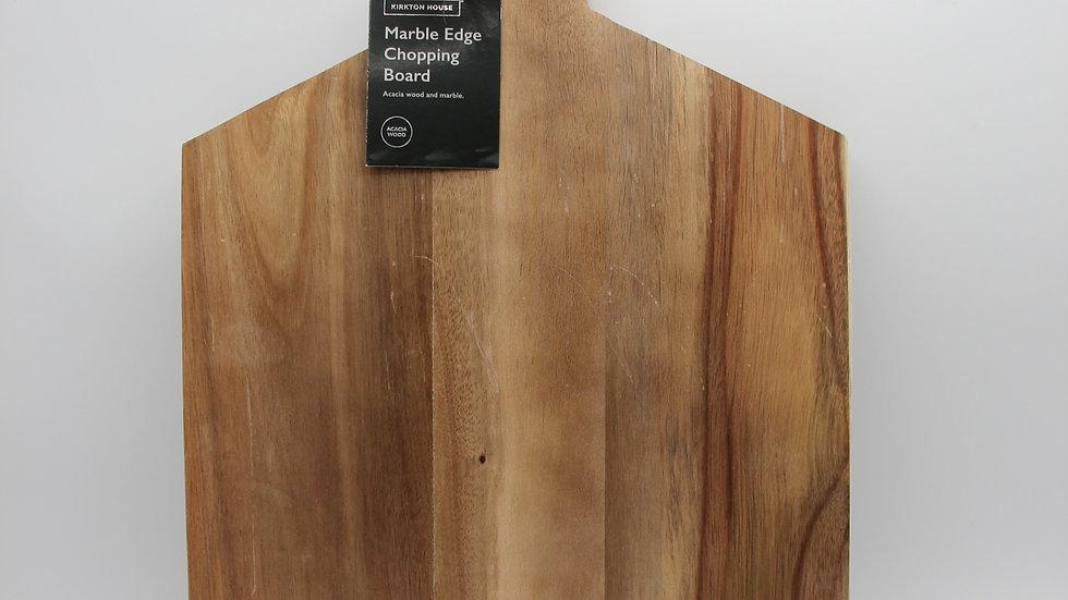 Marble Edged Chopping Board