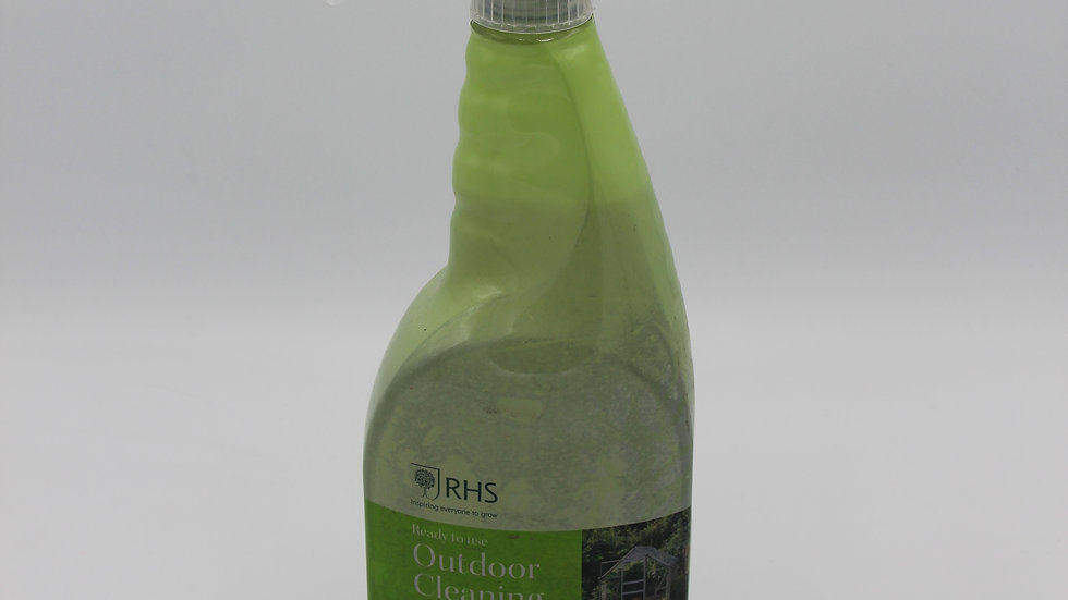 Outdoor Cleaning Fluid