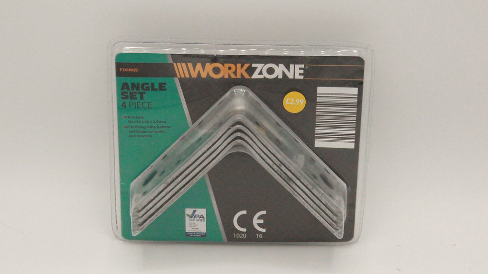 4 Piece Angle Set