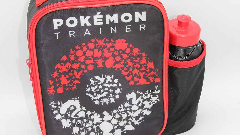 Pokemon Lunchbox and Waterbottle