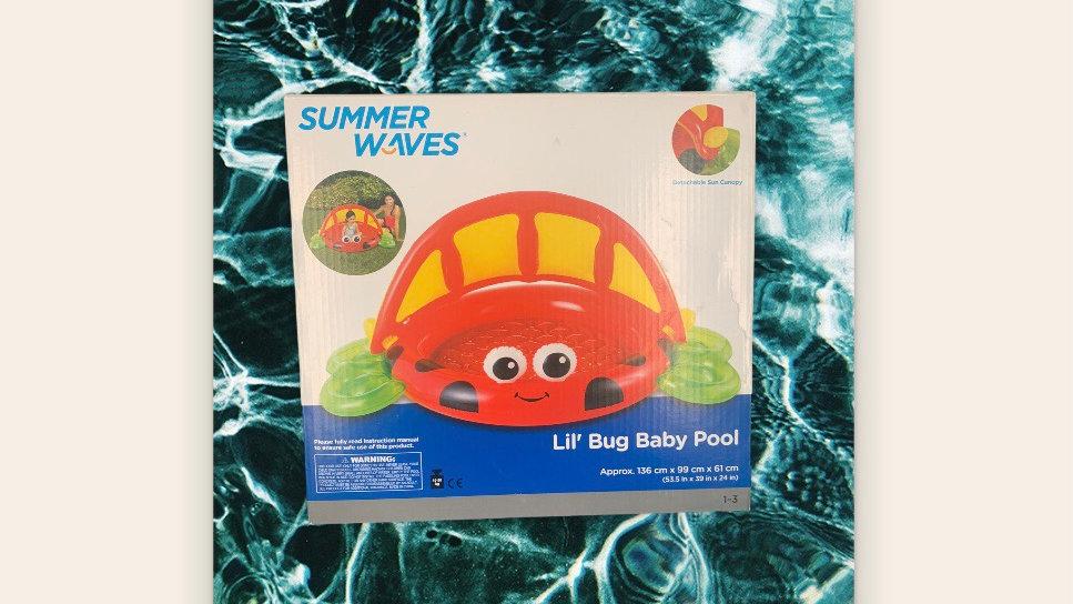 Lil' Baby Bug Pool Lady Bug
