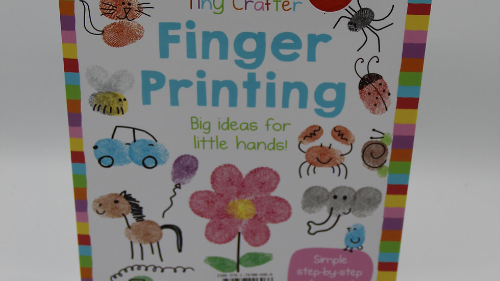 Finger Printing Tiny Crafter