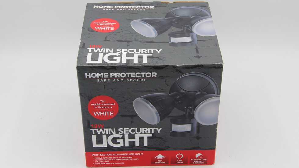 Twin Security Light