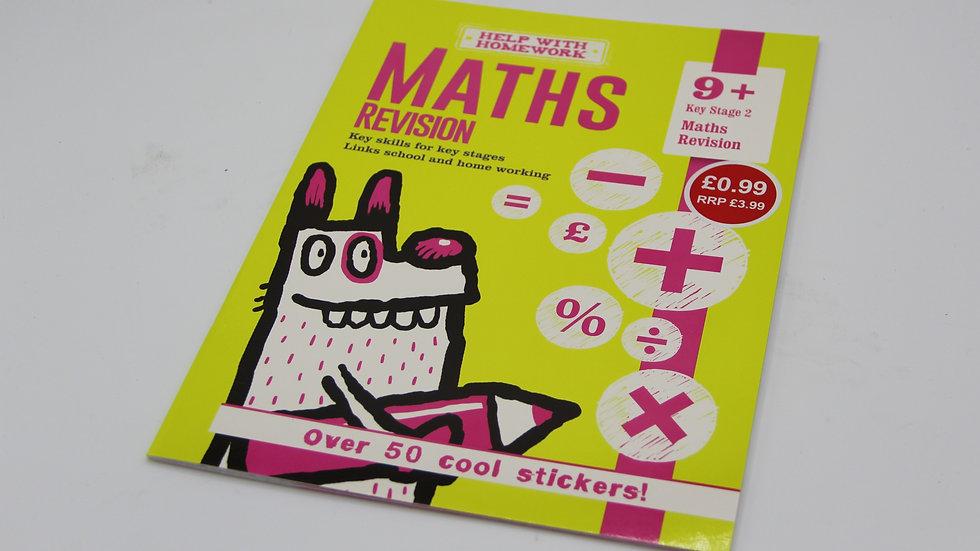 Maths Revision Workbook 9+