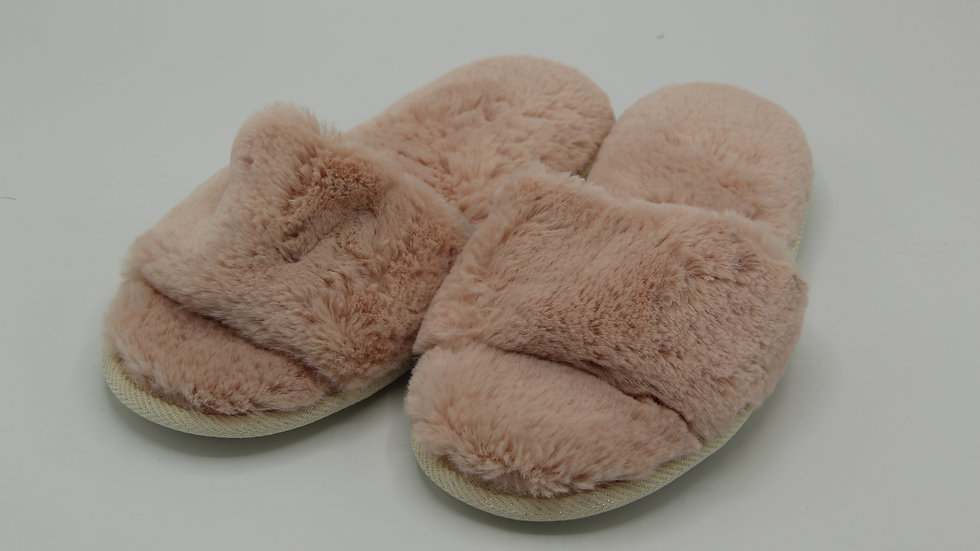 Pink Ladies Slider Slippers