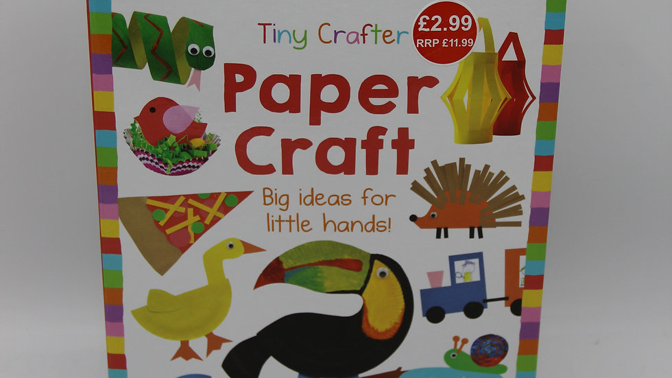 Paper Craft Tiny Crafter