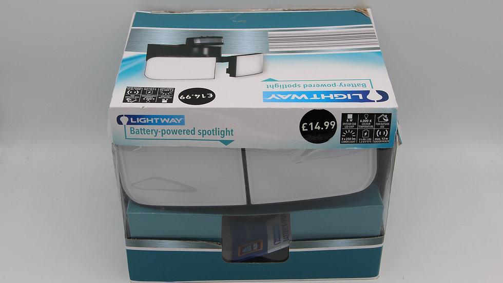 Battery Powered Spotlight