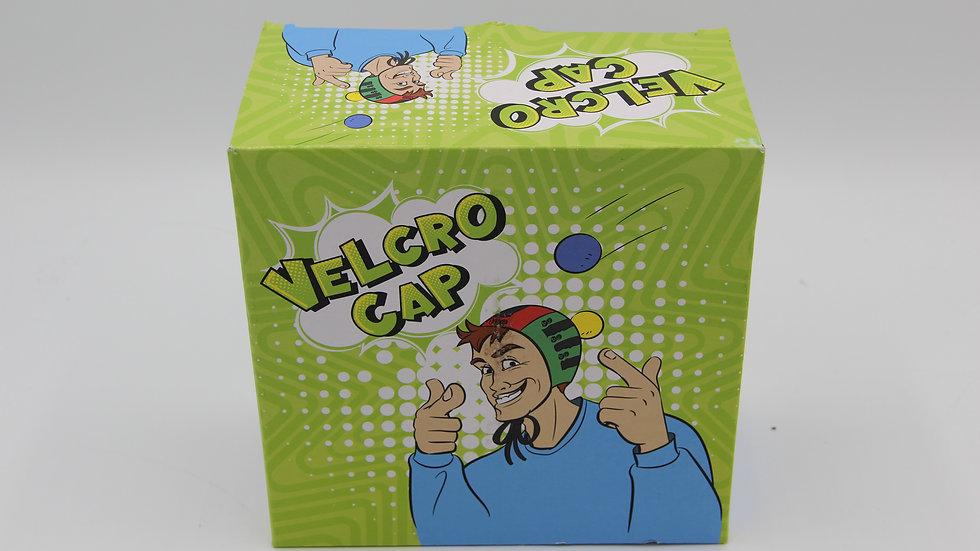 Velcro Cap Game