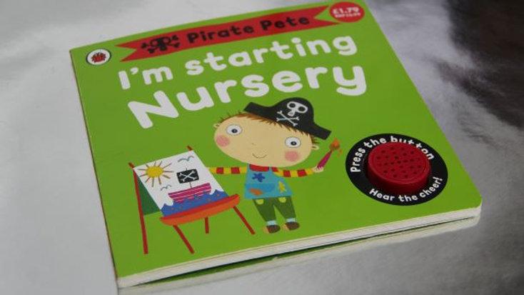 Pirate Pete - I'm Starting Nursery