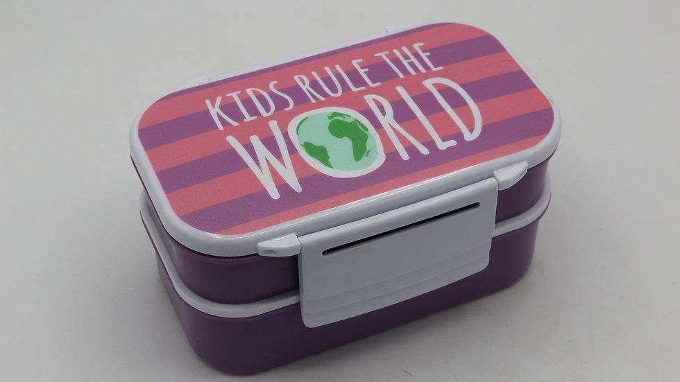 Kids Rule The World Lunchbox