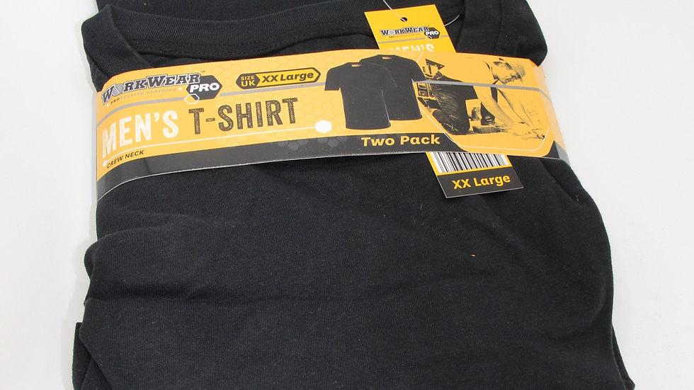 Men's Workwear T-shirts Black