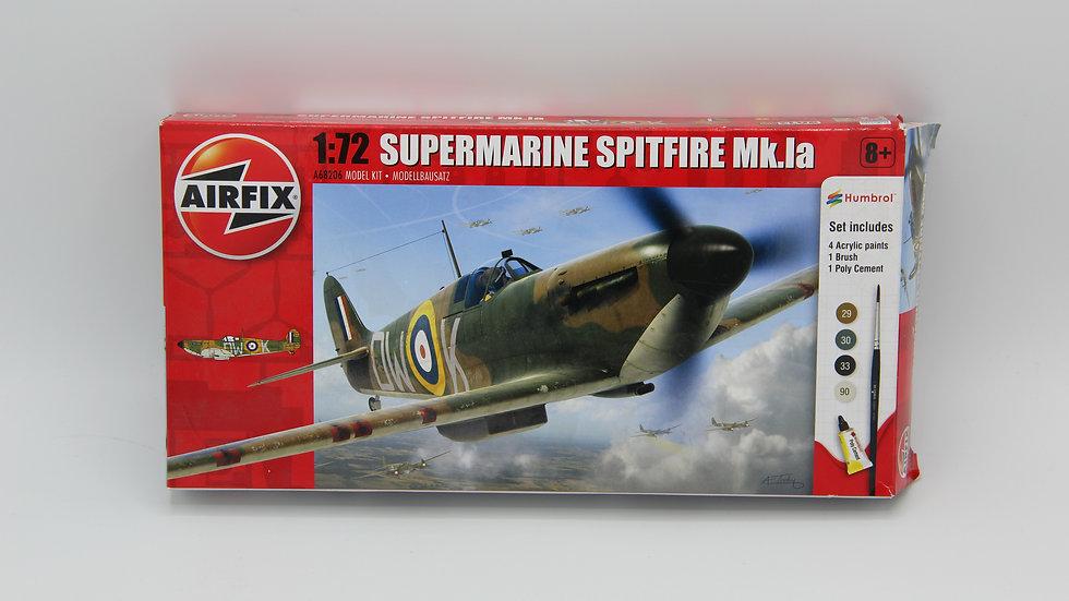 Supermarine Spitfire Mk.la Model Kit