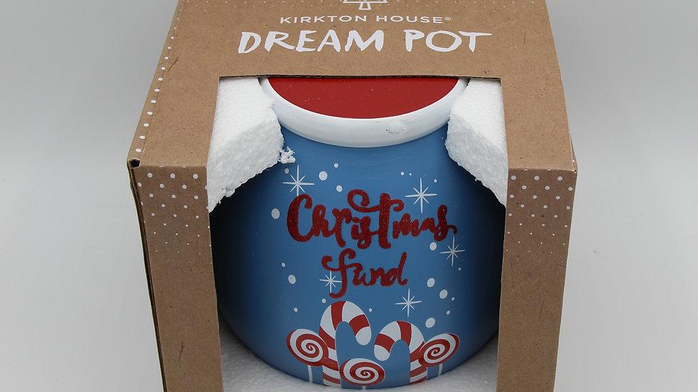 Christmas Fund Dream Pot