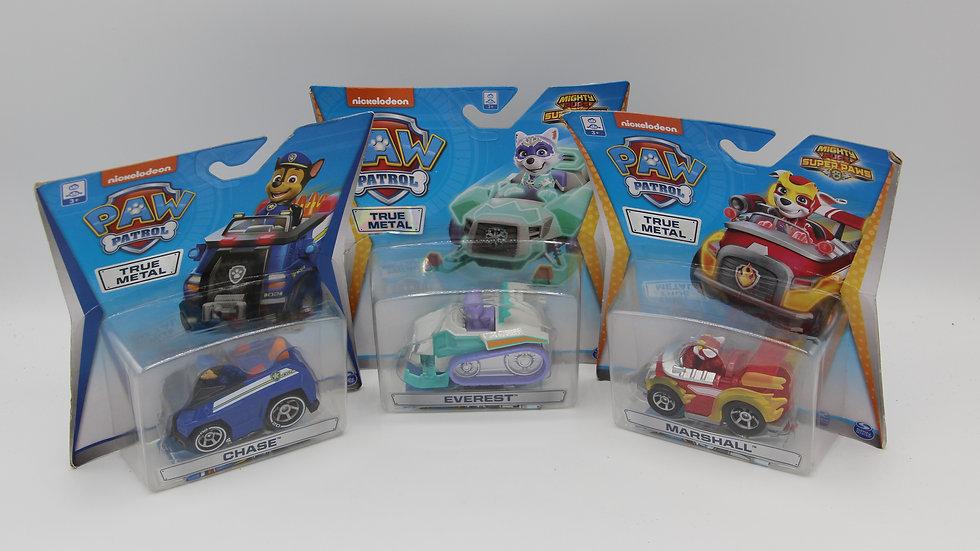 Paw Patrol Toy Car