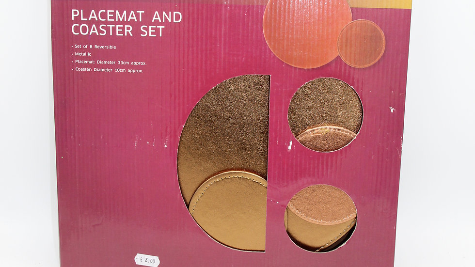 Placemat & Coaster Set