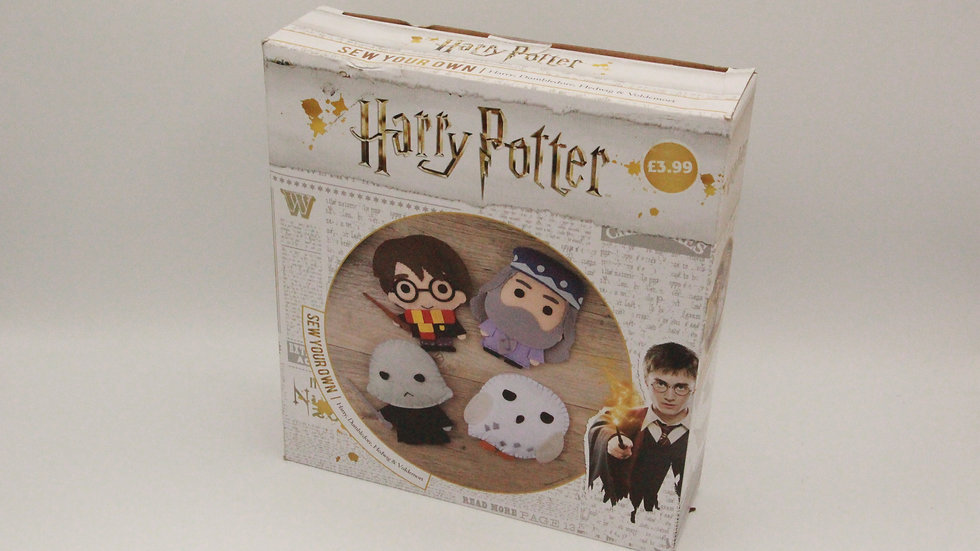 Sew Your Own Harry Potter Characters