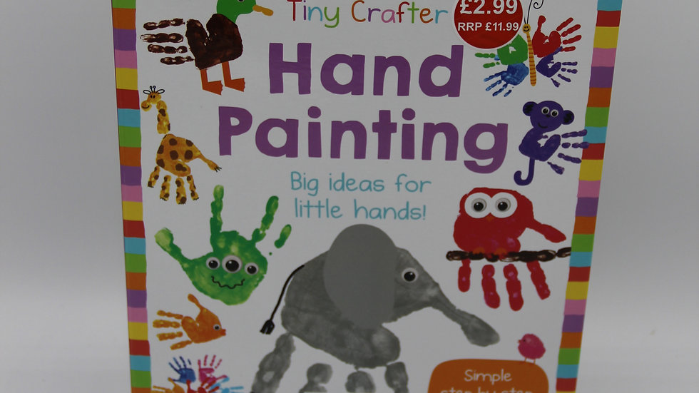 Hand Painting Tiny Crafter
