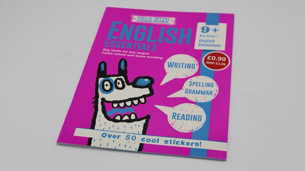 English Workbook 9+