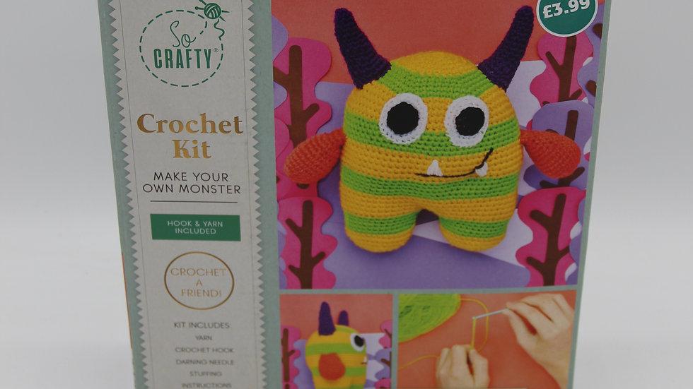 Crochet Your Own Monster