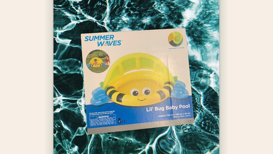 Lil' Baby Bug Pool Bee