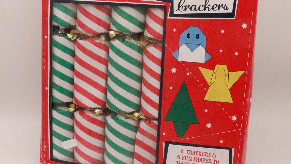 Oragami Crackers