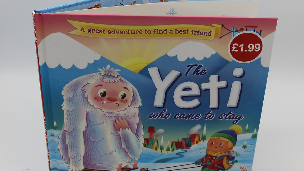 Yeti Comes to Stay
