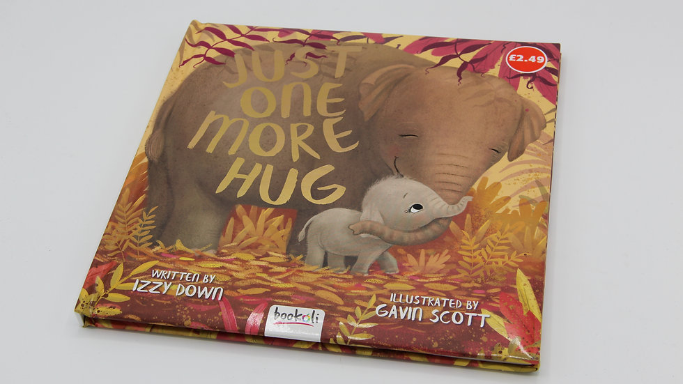 Just One More Hug Book