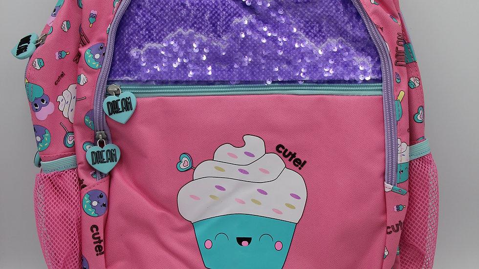 Cupcake Back Pack