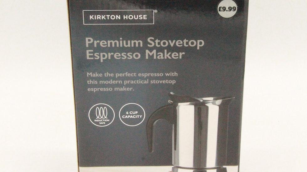 Premium Stovetop Expresso Maker