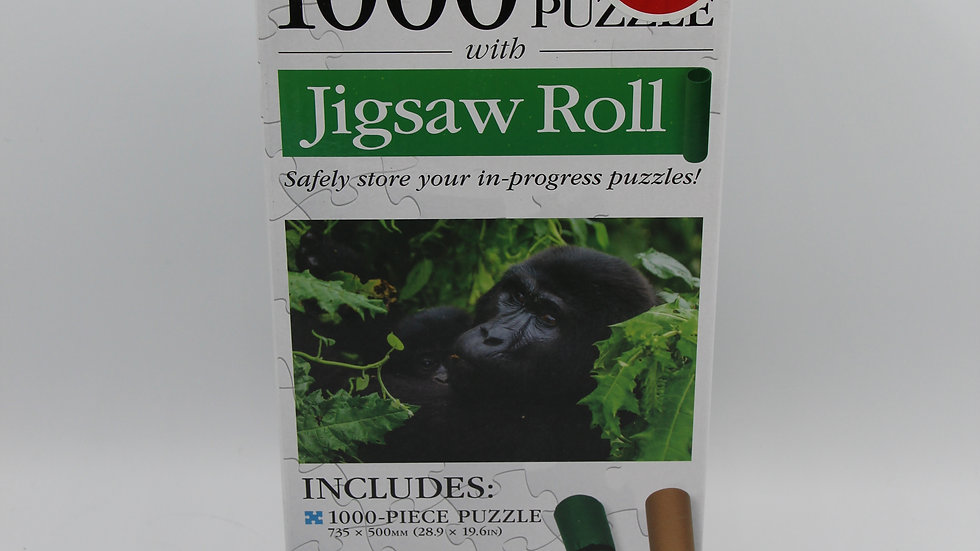Gorilla Jigsaw Roll - 00035