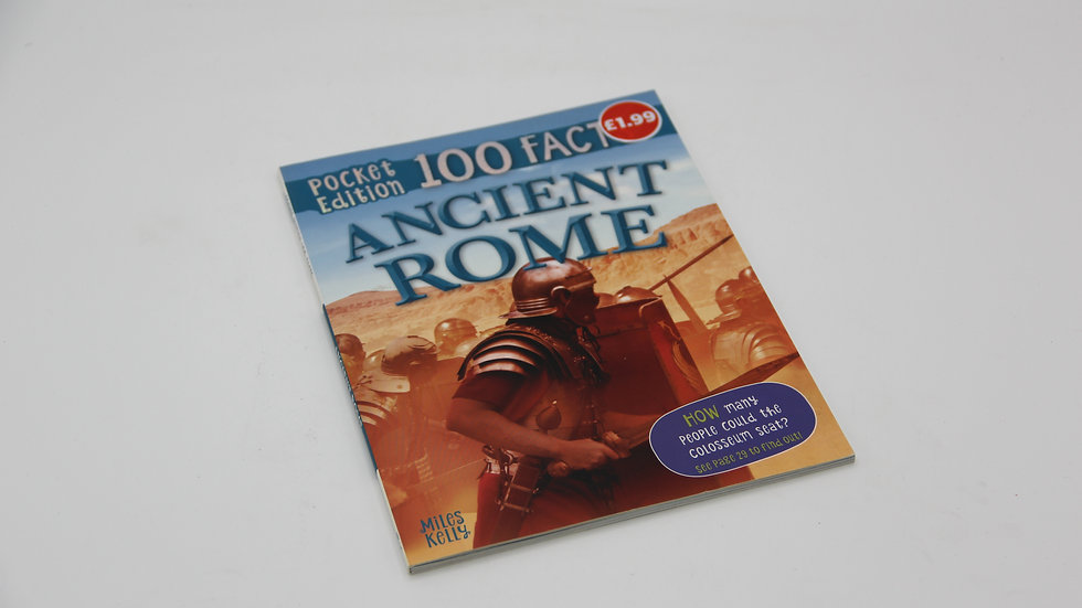 100 Facts Rome Book
