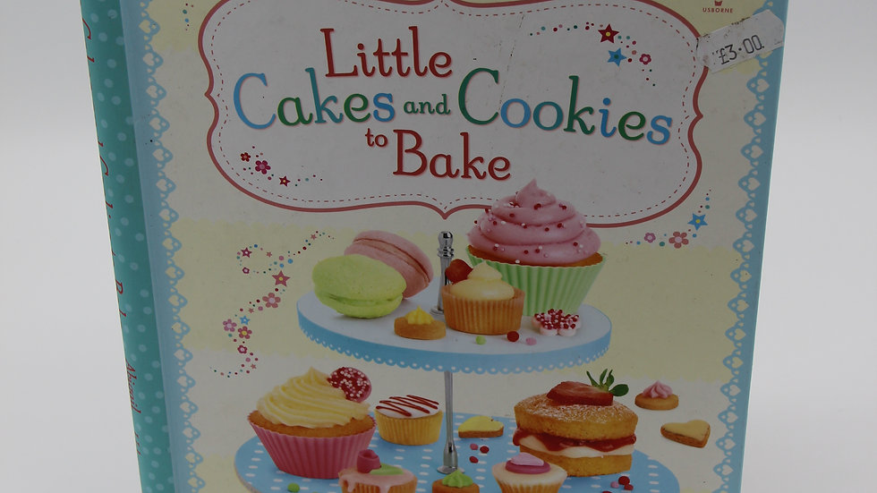 Little Cakes & Cookies to Bake