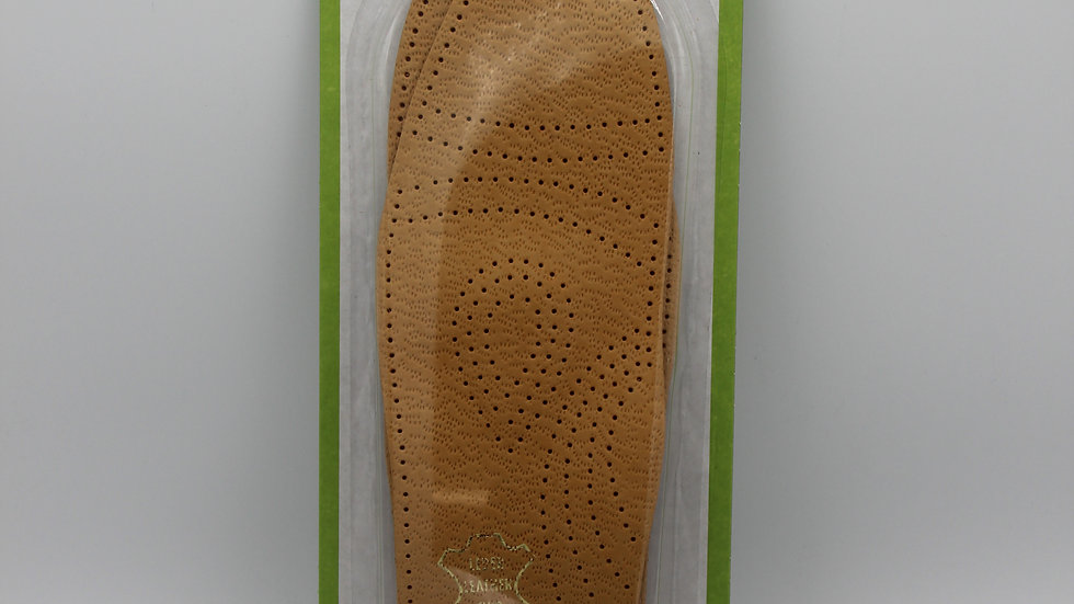 Leather Comfort Insoles