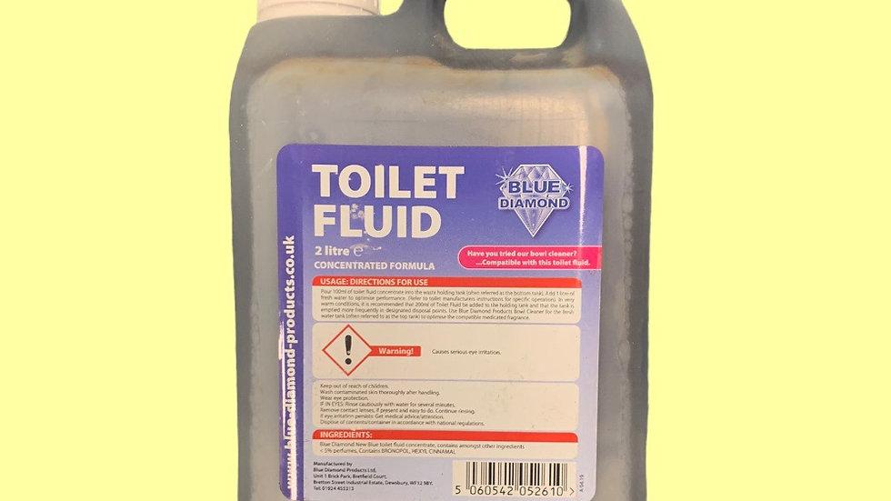 Toilet Fluid