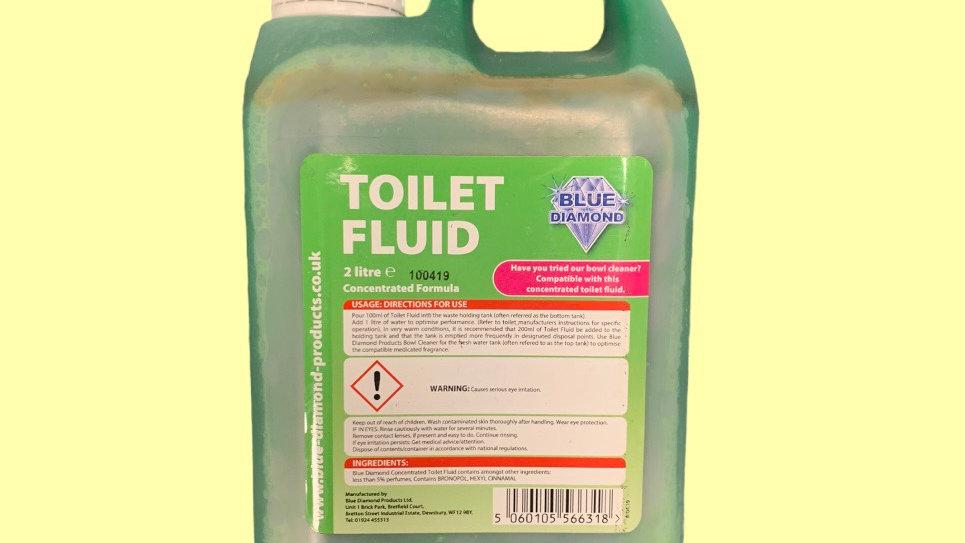 Eco Toilet Fluid