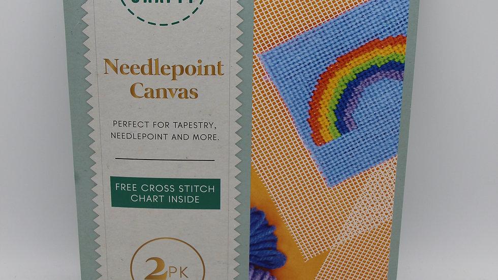 Needlepoint Canvas - 00044